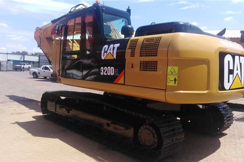 Caterpillar Excavators 32OD2L 2016