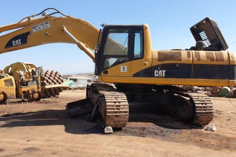 Caterpillar Excavators 330C 2003