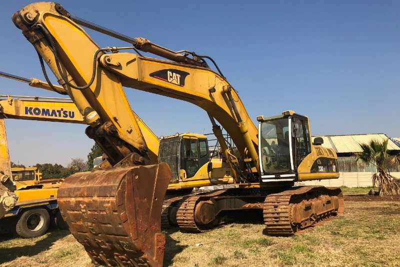 Caterpillar 330C Excavators