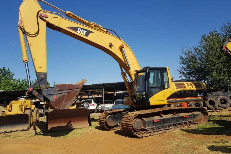 Caterpillar Excavators 330C