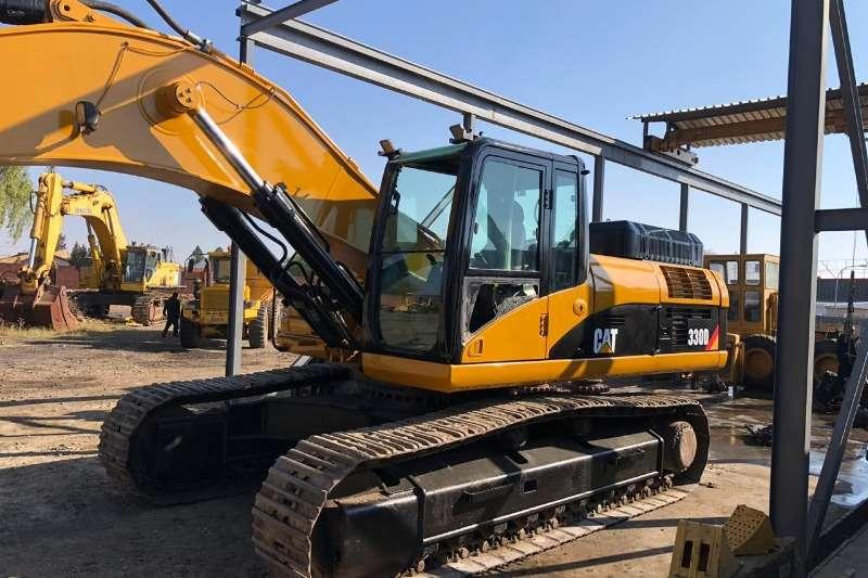 Caterpillar Excavators 330D