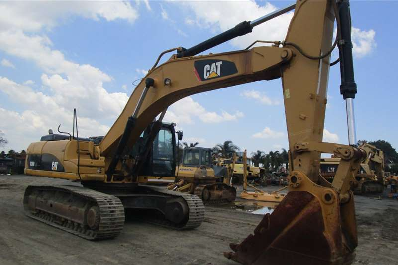 Caterpillar Excavators 336 DL 2012