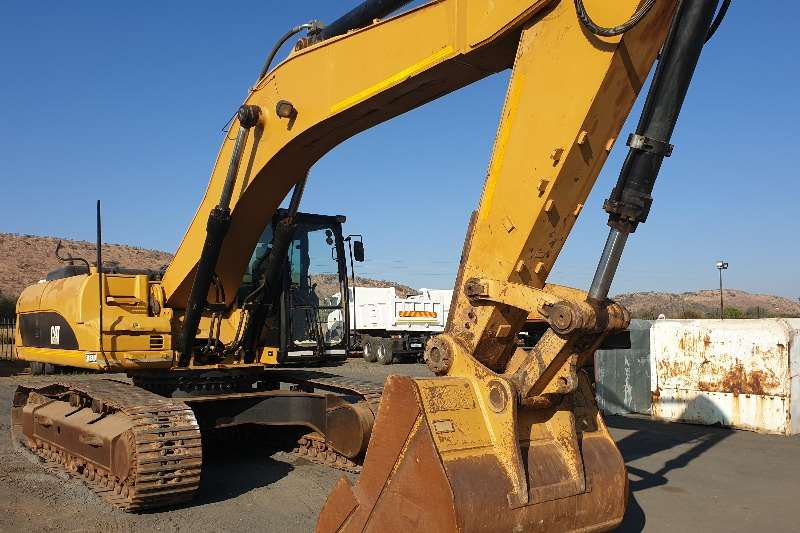 Caterpillar Excavators 336D 2011
