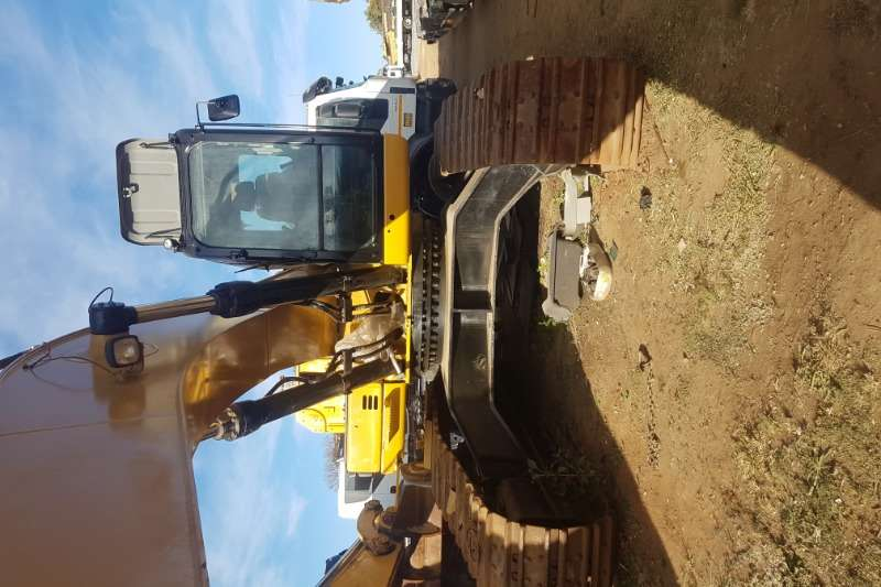 Caterpillar Excavators 340B