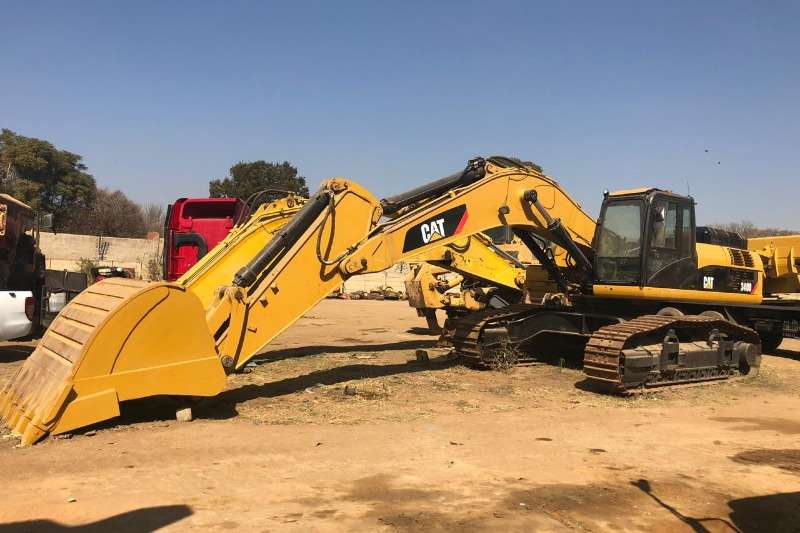 Caterpillar Excavators 340D2L