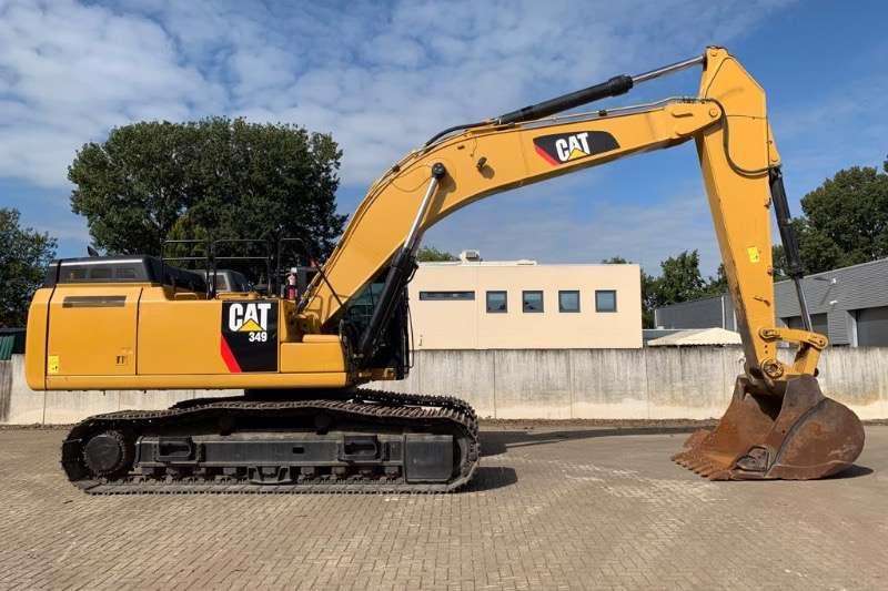 Caterpillar 349 Excavators