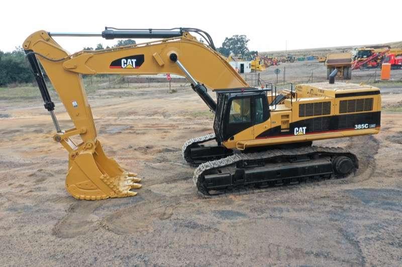 Caterpillar Excavators 385C 2011