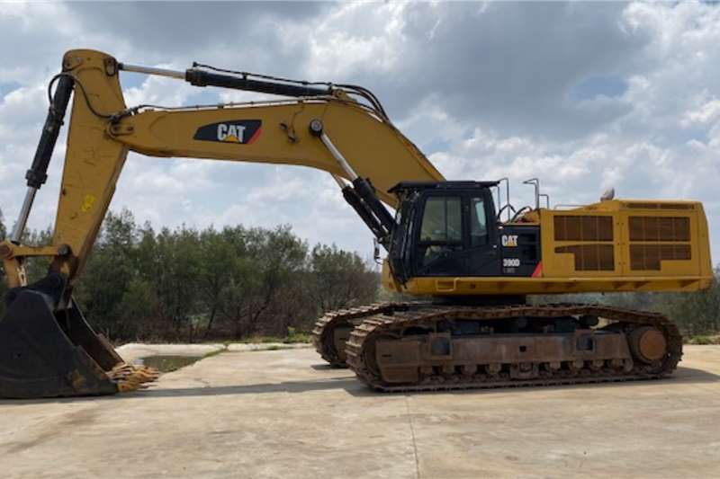 Caterpillar Excavators 390D LME 2014
