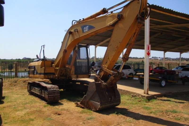 Caterpillar Excavators CAT 320 LME EXCAVATOR