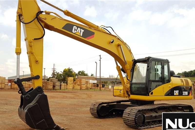 Caterpillar Excavators Cat 320D Excavator