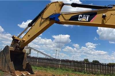 Caterpillar Cat 329DLME Excavator Excavators