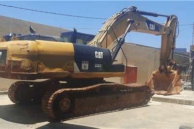 Caterpillar CAT 336D2 Excavators