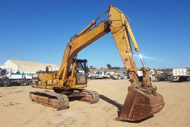 Caterpillar Excavators Caterpillar 320B 1997