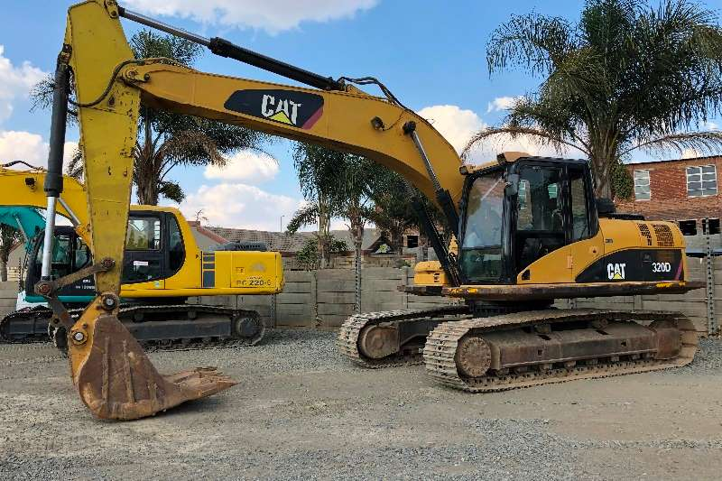 Caterpillar Excavators CATERPILLAR 320D EXCAVATOR 2009