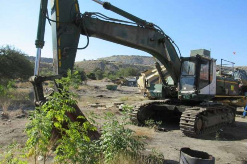 Caterpillar Excavators Caterpillar 350 LME Excavator