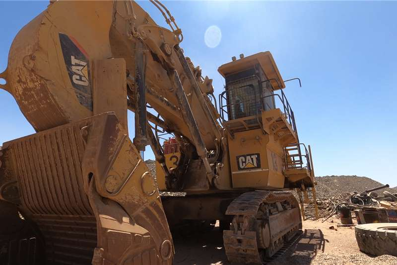 Caterpillar Excavators Caterpiller 6018 FS EX 2014