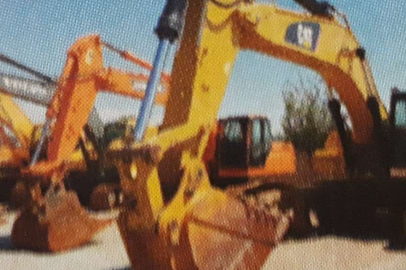 Caterpillar Excavators EXCAVATORS FOR HIRE 20 AN 30 TON 2013