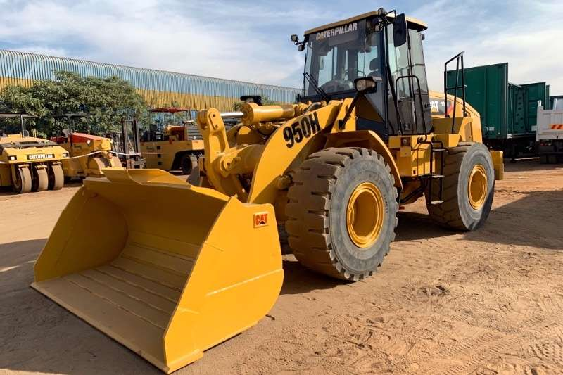 Caterpillar FELs 950H 2013