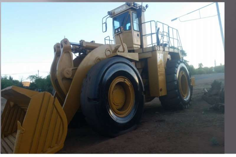 Caterpillar 992D FELs