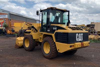 Caterpillar Caterpillar 914G Front End Loader FELs