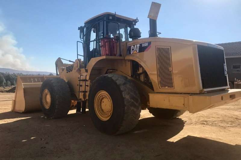 Caterpillar FELs CATERPILLAR 980H 2014