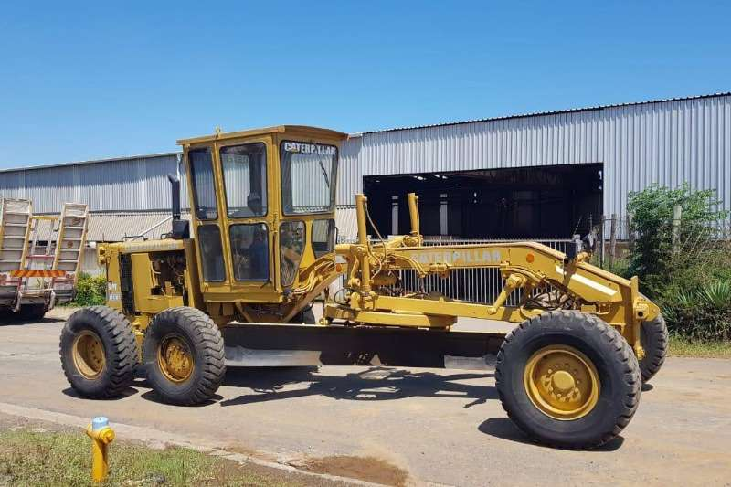 Caterpillar Graders 120G 1992