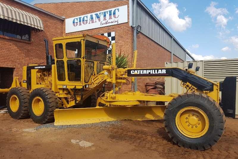 Caterpillar Graders 140G ARTICULATED ROAD GRADER 1995