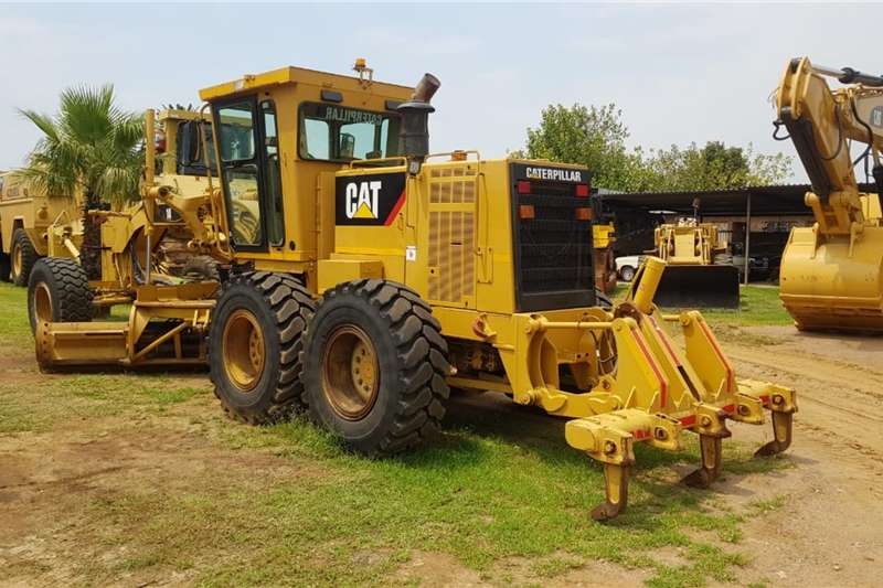 Caterpillar Graders 140H