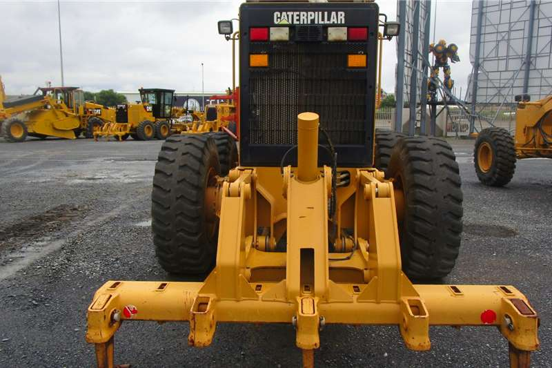 Caterpillar 140K Graders