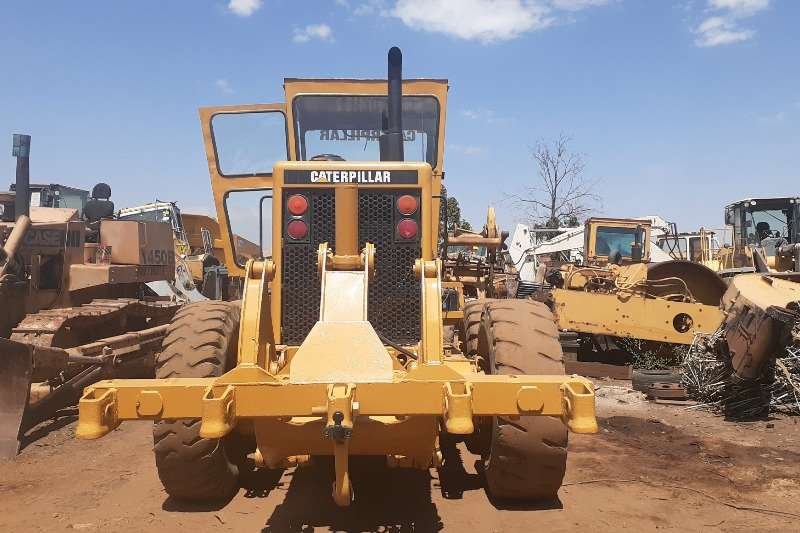 Caterpillar CAT 140G Grader Graders