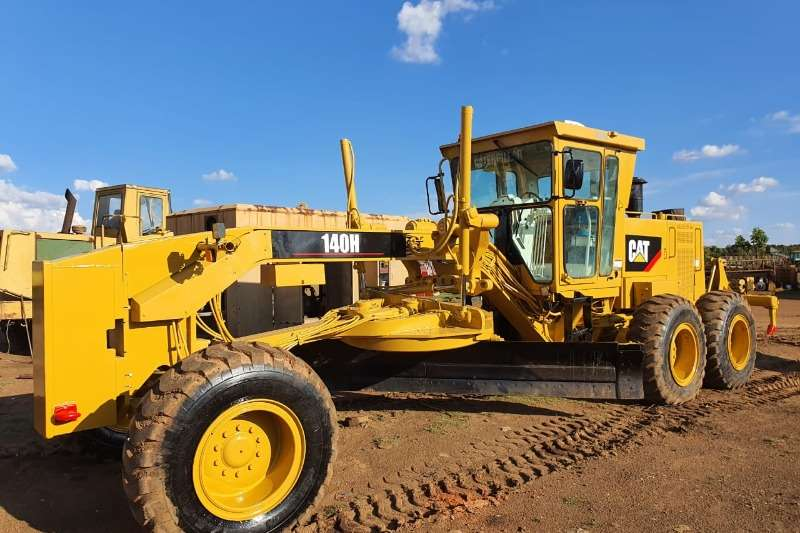 Caterpillar Graders Cat 140H Grader