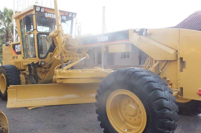 Caterpillar CAT 140H GRADERS Graders