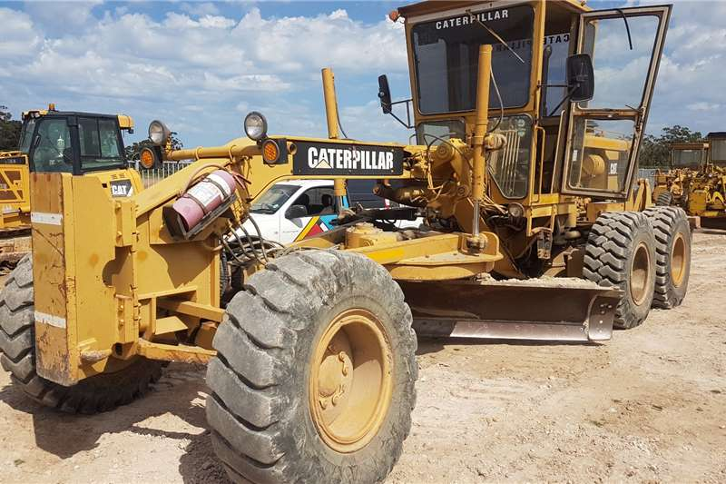 Caterpillar Graders Caterpillar 140G 1989