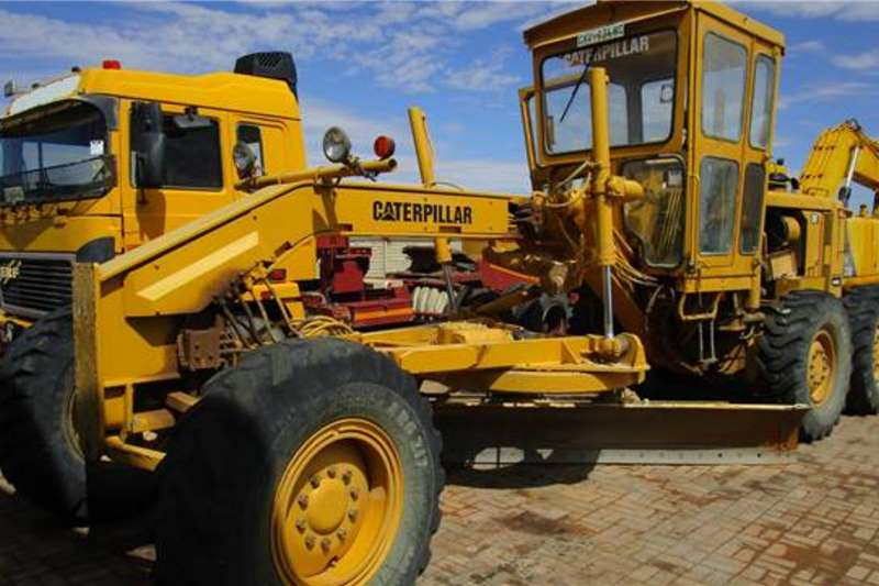 Caterpillar Graders Caterpillar 140G Grader