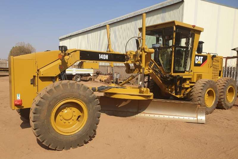 Caterpillar Graders Machinery for sale in South Africa on