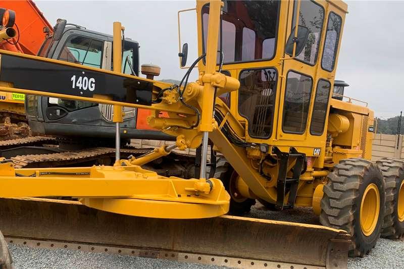 Caterpillar REFURBISHED CATERPILLAR 140G GRADER. Graders