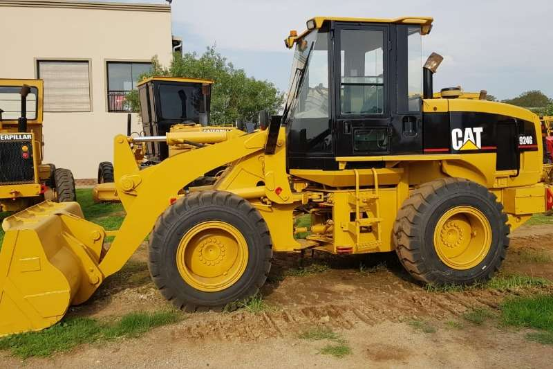 Caterpillar Loaders 924G