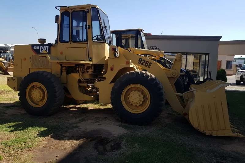 Caterpillar Loaders 926E