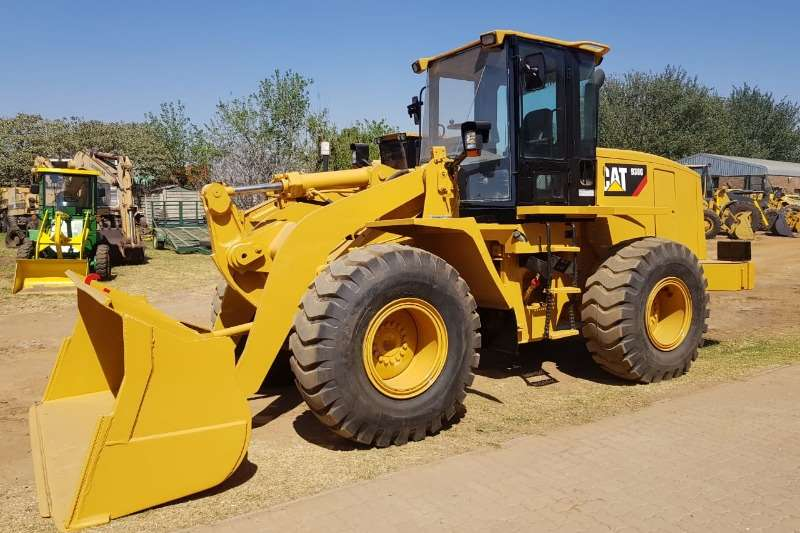 Caterpillar Loaders 938G