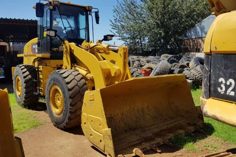 Caterpillar Loaders 938H
