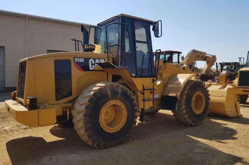 Caterpillar Loaders 950G