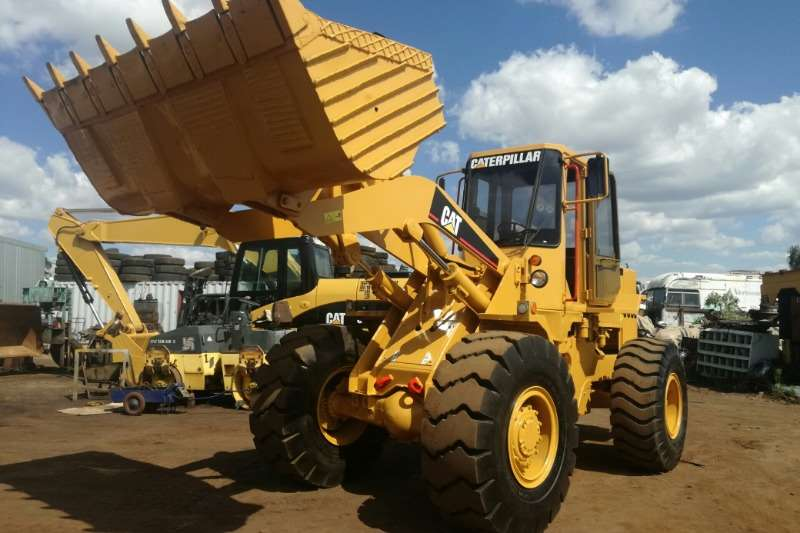 Caterpillar Loaders CAT 936 E Loader