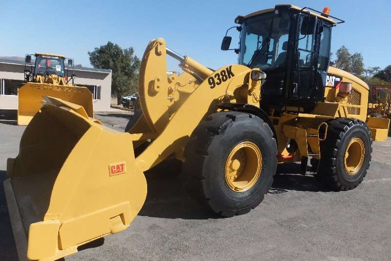 Caterpillar Loaders CAT 938K F.E.L 2014
