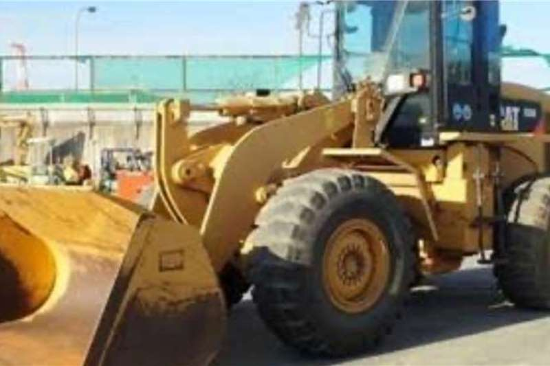 Caterpillar Loaders Construction 938H,10856 HOURS 2008