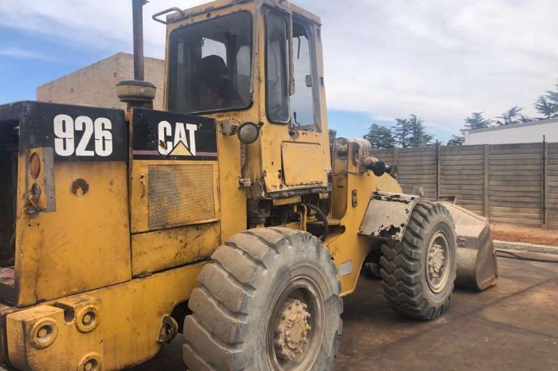 Caterpillar Loaders Construction Cat 926 loader refurbished