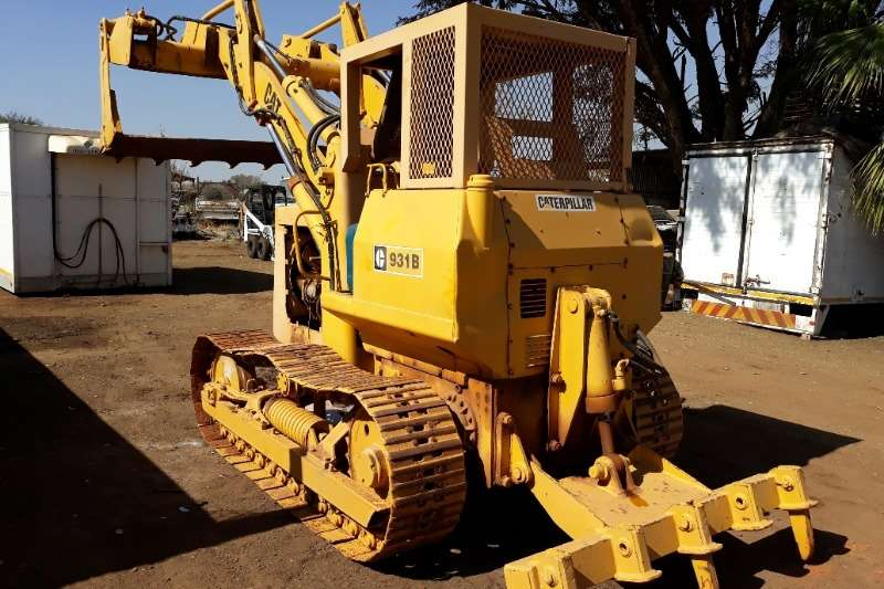 Caterpillar Loaders Construction CAT 931B CRAWLER LOADER 2009