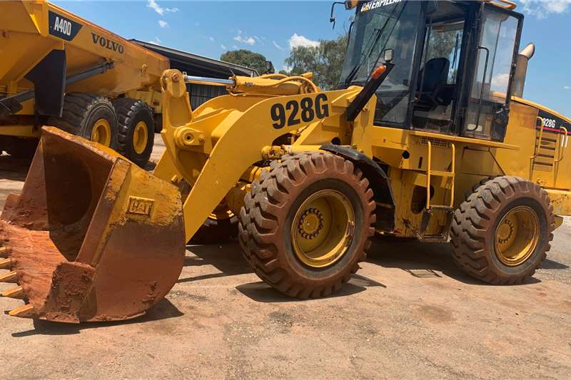 Caterpillar Loaders Construction CATERPILLAR 426F 4X4 2017