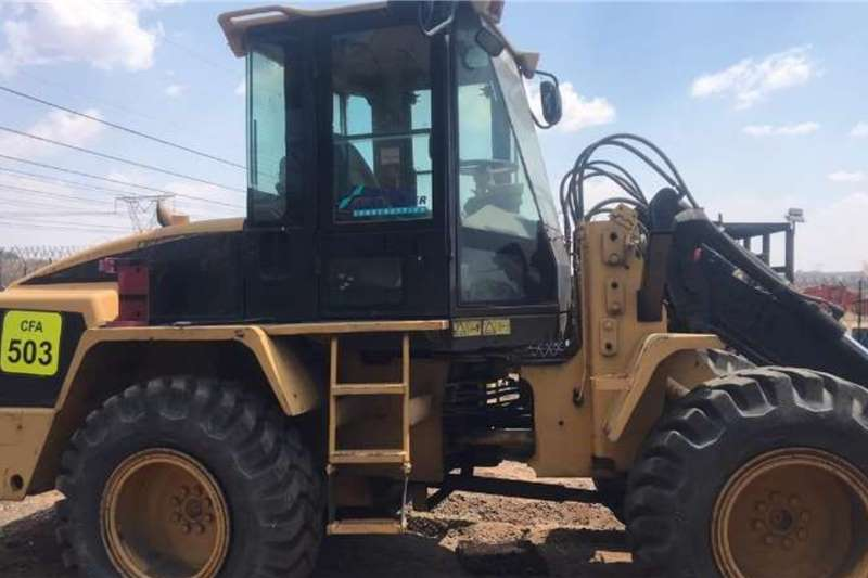 Caterpillar Loaders Construction IT14G LOADER / TOOL CARRIER,12125 HOURS 2006