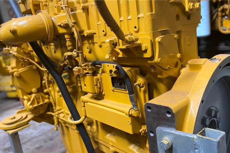 Caterpillar Boom components Machinery spares