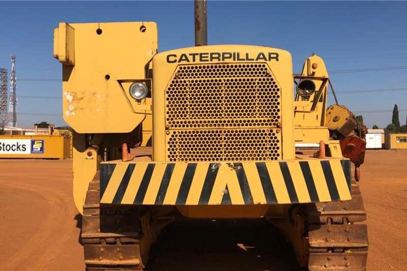 Caterpillar 571 HYDRAULIC SIDEBOOM Pipelayer